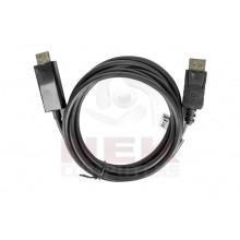 LANBERG DISPLAYPORT(M) V1.1->HDMI(M)