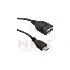 USB OTG AF to micro BM cable